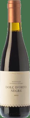 17,95 € | Sweet wine Orto Dolç Negre D.O. Montsant Catalonia Spain Grenache, Grenache Hairy Half Bottle 37 cl
