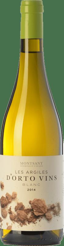 9,95 € | White wine Orto Les Argiles Blanc D.O. Montsant Catalonia Spain Grenache White, Macabeo Bottle 75 cl