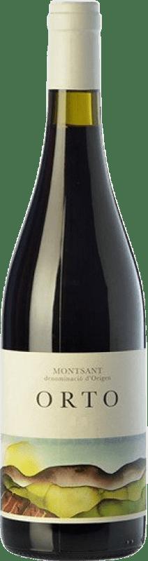 9,95 € | Red wine Orto Joven D.O. Montsant Catalonia Spain Tempranillo, Grenache, Cabernet Sauvignon, Carignan Bottle 75 cl