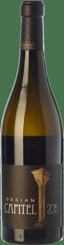 61,95 € Free Shipping | White wine Ossian Capitel Crianza I.G.P. Vino de la Tierra de Castilla y León Castilla y León Spain Verdejo Bottle 75 cl