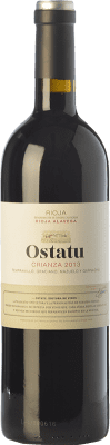 Ostatu Tempranillo Rioja Crianza 75 cl