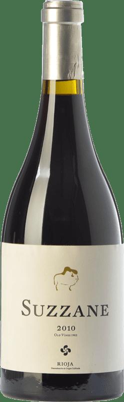 36,95 € Free Shipping | Red wine Oxer Wines Suzzane Crianza D.O.Ca. Rioja The Rioja Spain Grenache Bottle 75 cl