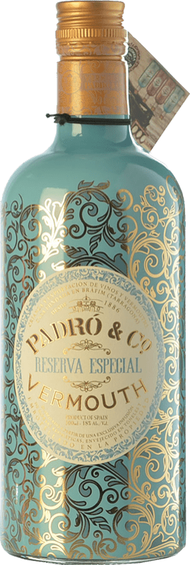 12,95 € | Vermouth Padró Especial Reserva Catalonia Spain Bottle 70 cl