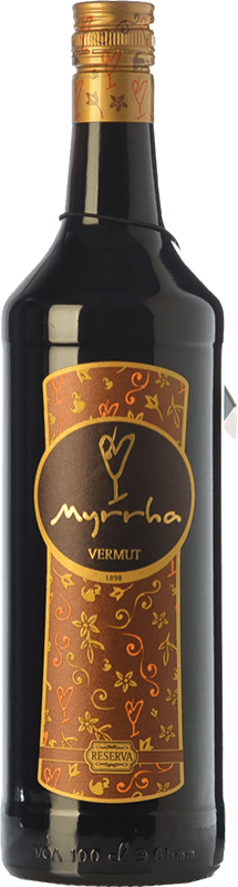11,95 € | Vermouth Padró Myrrha Reserva Catalonia Spain Missile Bottle 1 L