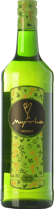 7,95 € 免费送货 | 苦艾酒 Padró Myrrha Blanco 加泰罗尼亚 西班牙 瓶子 Misil 1 L