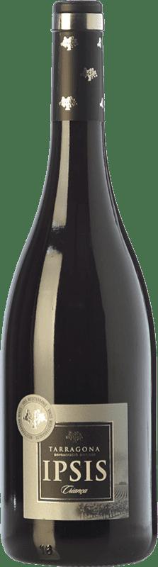 19,95 € Envío gratis | Vino tinto Padró Ipsis Crianza D.O. Tarragona Cataluña España Tempranillo, Merlot Botella Mágnum 1,5 L