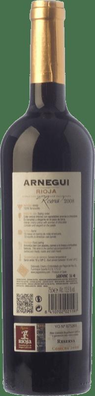 12,95 € Free Shipping   Red wine Pagos del Rey Arnegui Reserva D.O.Ca. Rioja The Rioja Spain Tempranillo Bottle 75 cl