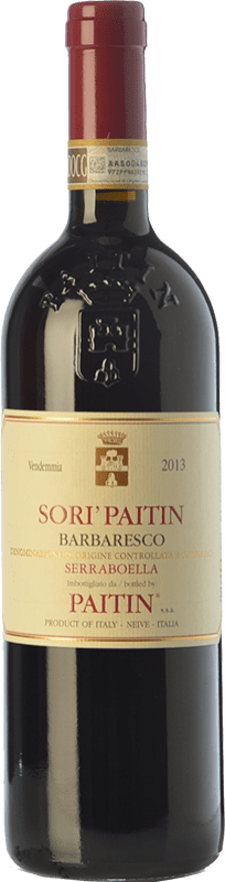 53,95 € | Red wine Paitin Sorì D.O.C.G. Barbaresco Piemonte Italy Nebbiolo Bottle 75 cl