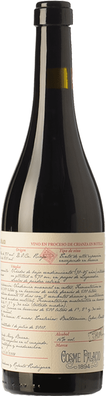 48,95 € Free Shipping | Red wine Palacio Cosme 1894 Reserva D.O.Ca. Rioja The Rioja Spain Tempranillo, Graciano Bottle 75 cl
