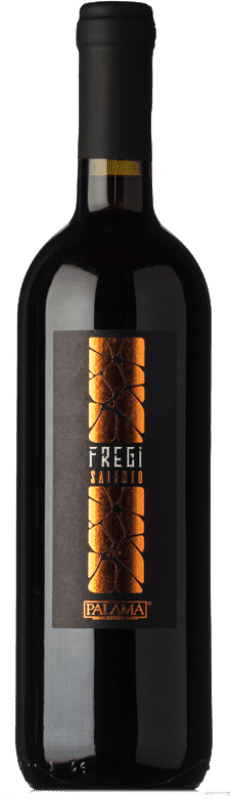 7,95 € | Red wine Palamà Fregi Barocchi Rosso I.G.T. Salento Campania Italy Negroamaro Bottle 75 cl