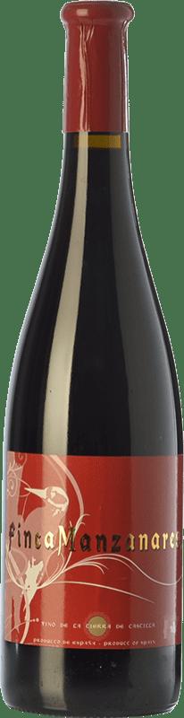 6,95 € | Red wine Palarea Finca Manzanares Crianza I.G.P. Vino de la Tierra de Castilla Castilla la Mancha Spain Merlot, Syrah, Cabernet Sauvignon Bottle 75 cl