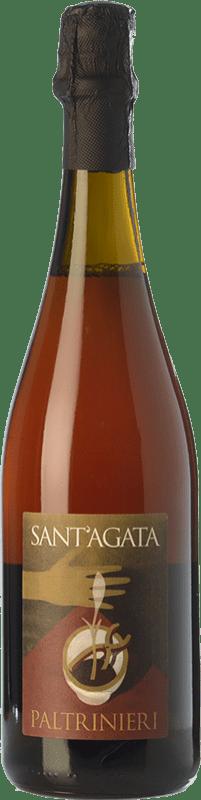 9,95 € | Red wine Paltrinieri Sant'Agata D.O.C. Lambrusco di Sorbara Emilia-Romagna Italy Lambrusco di Sorbara Bottle 75 cl