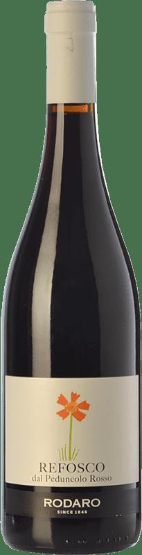 17,95 € Free Shipping | Red wine Paolo Rodaro D.O.C. Colli Orientali del Friuli Friuli-Venezia Giulia Italy Refosco Bottle 75 cl