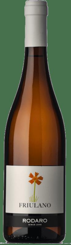 17,95 € | White wine Paolo Rodaro D.O.C. Colli Orientali del Friuli Friuli-Venezia Giulia Italy Friulano Bottle 75 cl