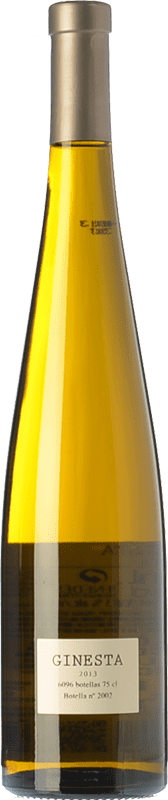 19,95 € Free Shipping | White wine Parés Baltà Ginesta Blanc D.O. Penedès Catalonia Spain Gewürztraminer Bottle 75 cl