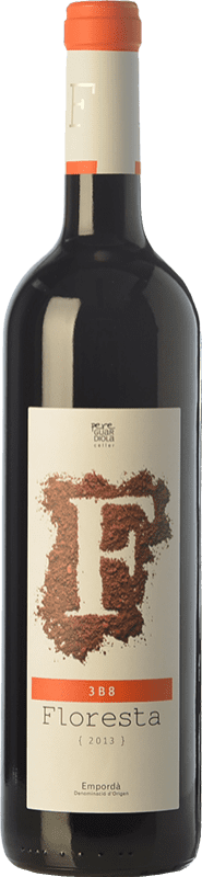 8,95 € | Red wine Pere Guardiola Floresta 3B8 Reserva D.O. Empordà Catalonia Spain Merlot, Syrah, Grenache, Mazuelo Bottle 75 cl