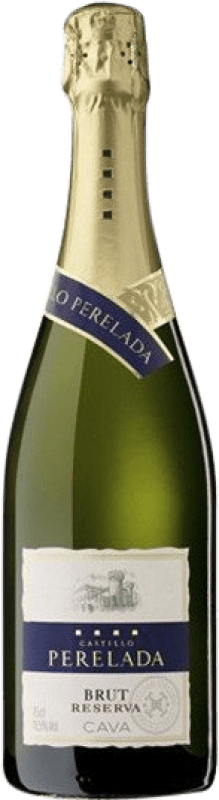 5,95 € Envoi gratuit   Blanc moussant Perelada Brut Reserva D.O. Cava Catalogne Espagne Macabeo, Xarel·lo, Parellada Bouteille 75 cl