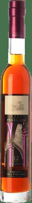 18,95 € | Sweet wine Perelada Garnatxa 12 Anys D.O. Empordà Catalonia Spain Grenache White, Grenache Grey Half Bottle 37 cl