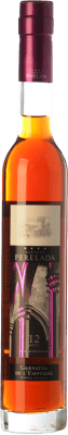 18,95 € Envoi gratuit | Vin doux Perelada Garnatxa 12 Anys D.O. Empordà Catalogne Espagne Grenache Blanc, Grenache Gris Demi Bouteille 37 cl