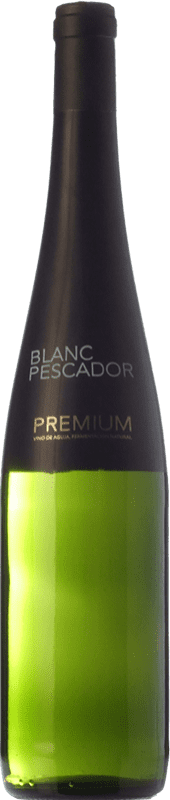 8,95 € | White wine Perelada Blanc Pescador Premium Crianza D.O. Empordà Catalonia Spain Xarel·lo, Chardonnay Bottle 75 cl