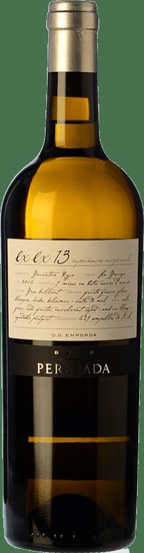 68,95 € | Red wine Perelada Ex Ex 11 Crianza D.O. Empordà Catalonia Spain Grenache, Samsó, Grenache White, Macabeo Bottle 75 cl