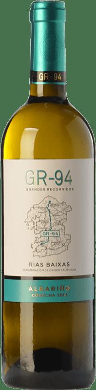 9,95 € | White wine Perelada GR-94 D.O. Rías Baixas Galicia Spain Albariño Bottle 75 cl