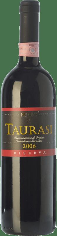 69,95 € Free Shipping | Red wine Perillo Riserva Reserva 2006 D.O.C.G. Taurasi Campania Italy Aglianico Bottle 75 cl