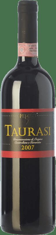 52,95 € Free Shipping | Red wine Perillo 2007 D.O.C.G. Taurasi Campania Italy Aglianico Bottle 75 cl