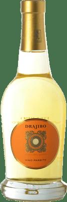 18,95 € Free Shipping | Sweet wine Perla del Garda Drajibo I.G.T. Benaco Bresciano Lombardia Italy Riesling, Trebbiano di Lugana, Incroccio Manzoni Half Bottle 50 cl