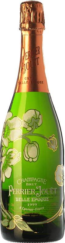 185,95 € Free Shipping | White sparkling Perrier-Jouët Cuvée Belle Époque Gran Reserva A.O.C. Champagne Champagne France Pinot Black, Chardonnay Bottle 75 cl