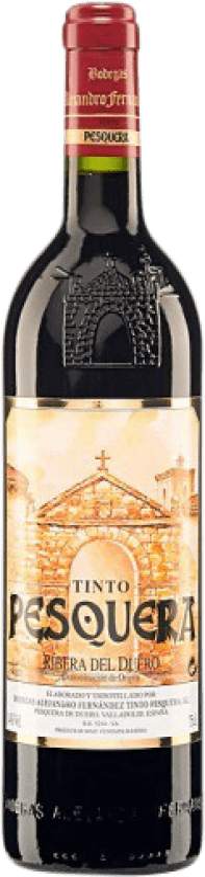 17,95 € Envío gratis   Vino tinto Pesquera Crianza D.O. Ribera del Duero Castilla y León España Tempranillo Botella 75 cl
