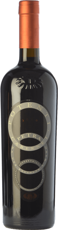21,95 € Free Shipping | Red wine Petra Potenti I.G.T. Toscana Tuscany Italy Cabernet Sauvignon Bottle 75 cl