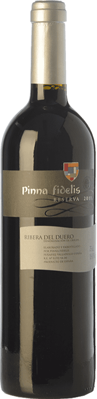 24,95 € Free Shipping | Red wine Pinna Fidelis Reserva D.O. Ribera del Duero Castilla y León Spain Tempranillo Bottle 75 cl