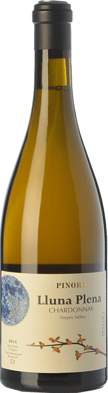 26,95 € | White wine Pinord Lluna Plena Crianza D.O. Penedès Catalonia Spain Chardonnay Bottle 75 cl