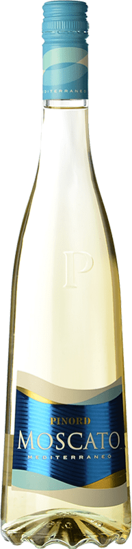 7,95 € | White wine Pinord Moscato Mediterráneo Joven D.O. Penedès Catalonia Spain Muscat of Alexandria Bottle 75 cl
