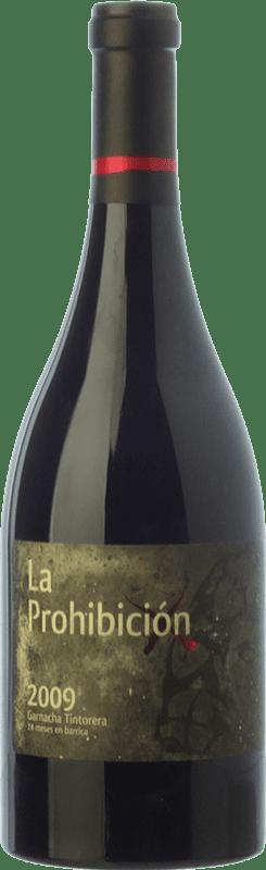34,95 € Envío gratis | Vino tinto Pittacum La Prohibición Crianza D.O. Bierzo Castilla y León España Garnacha Tintorera Botella 75 cl
