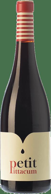 8,95 € Envío gratis | Vino tinto Pittacum Petit Joven D.O. Bierzo Castilla y León España Mencía Botella 75 cl