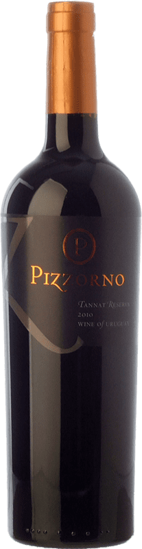 26,95 € | Red wine Pizzorno Reserva Uruguay Tannat Bottle 75 cl