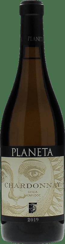 39,95 €   White wine Planeta I.G.T. Terre Siciliane Sicily Italy Chardonnay Bottle 75 cl