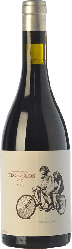 137,95 € Envoi gratuit | Vin rouge Portal del Priorat Tros de Clos Crianza D.O.Ca. Priorat Catalogne Espagne Carignan Bouteille Magnum 1,5 L