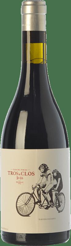 137,95 € Envío gratis | Vino tinto Portal del Priorat Tros de Clos Crianza D.O.Ca. Priorat Cataluña España Cariñena Botella Mágnum 1,5 L
