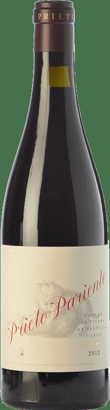 16,95 € Free Shipping   Red wine Prieto Pariente Crianza I.G.P. Vino de la Tierra de Castilla y León Castilla y León Spain Tempranillo, Grenache Bottle 75 cl