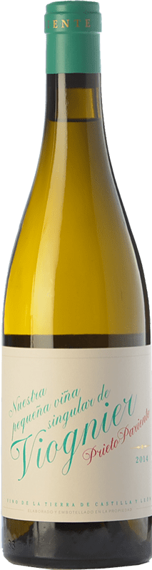 15,95 € | Vin blanc Prieto Pariente Crianza I.G.P. Vino de la Tierra de Castilla y León Castille et Leon Espagne Viognier Bouteille 75 cl