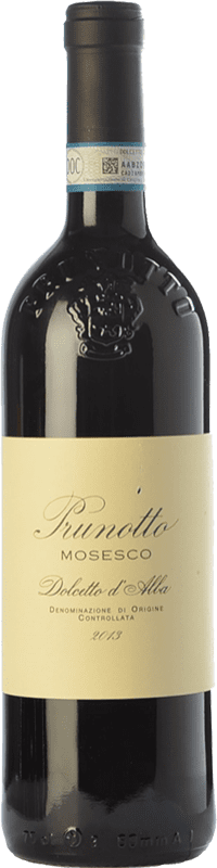 14,95 € | Red wine Prunotto Mosesco D.O.C.G. Dolcetto d'Alba Piemonte Italy Dolcetto Bottle 75 cl