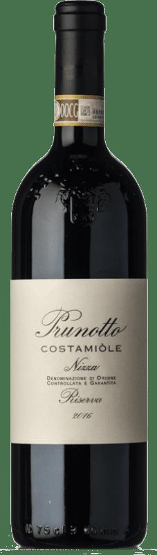 36,95 € Free Shipping | Red wine Prunotto Superiore Costamiòle D.O.C. Barbera d'Asti Piemonte Italy Barbera Bottle 75 cl