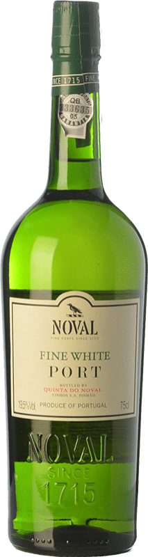 13,95 € Free Shipping | Fortified wine Quinta do Noval Fine White Port I.G. Porto Porto Portugal Malvasía, Verdejo Bottle 75 cl