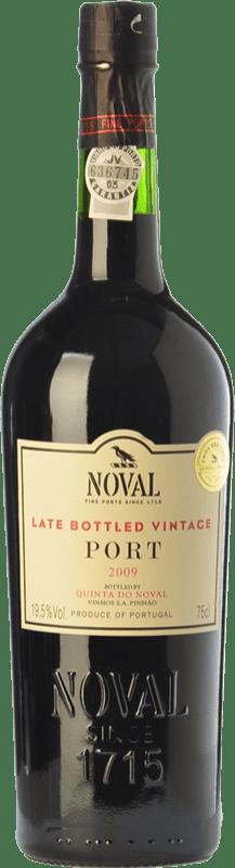 22,95 € Free Shipping | Fortified wine Quinta do Noval LBV Port I.G. Porto Porto Portugal Touriga Franca, Touriga Nacional, Tinta Roriz Bottle 75 cl
