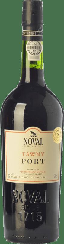 18,95 € Free Shipping | Fortified wine Quinta do Noval Tawny Port I.G. Porto Porto Portugal Touriga Franca, Tinta Roriz, Tinta Barroca Bottle 75 cl