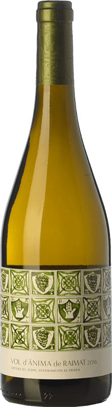 9,95 € | White wine Raimat Vol d'Ànima Blanc D.O. Costers del Segre Catalonia Spain Xarel·lo, Chardonnay, Albariño Bottle 75 cl