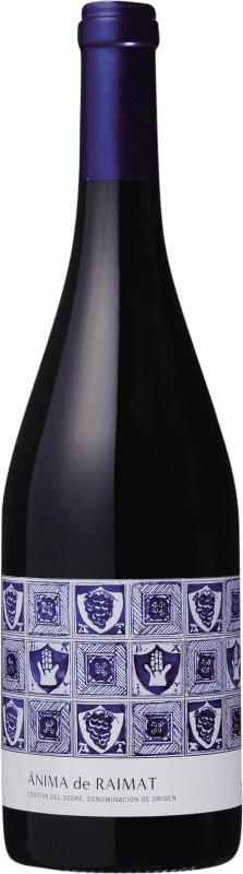 8,95 € | Red wine Raimat Vol d'Ànima Negre Joven D.O. Costers del Segre Catalonia Spain Tempranillo, Syrah, Cabernet Sauvignon Bottle 75 cl